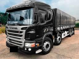Caminhão Scania P-310 Ano 2012/13