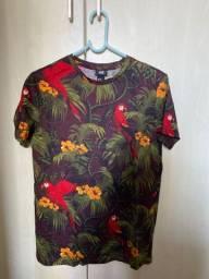 Camiseta estampada h&m