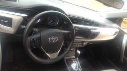 Corolla XEi automático Abelardo luz
