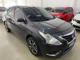 Versa 2020 SL 1.6 automático CVT 11mil Km Novo Novo!
