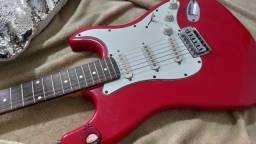 Guitarra Strato vermelha str r - Benson (usada)