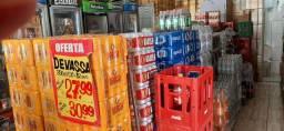 Vendo distribuidora de bebidas e bar