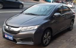 Honda CITY LX 1.5 flex automático 2017
