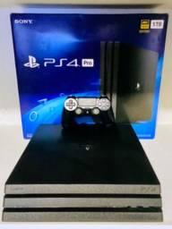 Playstation 4 Pro com 1 Tera 4K