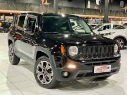 Título do anúncio: linda Jeep renegade longitude  4x4 diesel , ano 2016