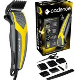 Título do anúncio: Máquina De Cortar Cabelo Pelos Barbeador 220v Cab174 Cadence