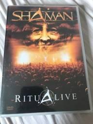 DVD Shaman Ritualive (Lacrado)