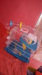 vendo essa gaiola, casa para Hamster