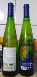 Vinho de mesa importado