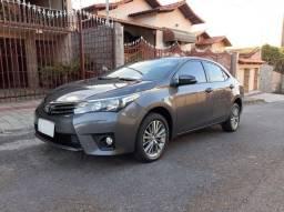 Toyota Corolla XEI 2.0 Aut. 2015 Único Dono