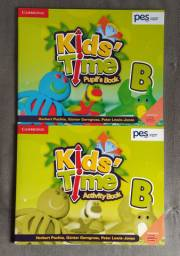 Apostila PES Positivo - Book Kids Time B
