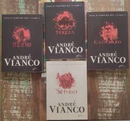Sétimo + Saga O vampiro rei