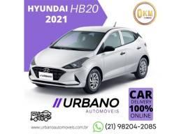 Hyundai Hb20 2021 1.0 12v flex vision manual
