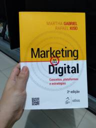 Livro Marketing na Era Digital novo