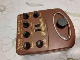 Pedal Behringer V-tone Acoustic Adi21