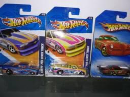 Miniaturas Hot Wheels Coleção 09 ate 2013