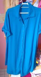 Título do anúncio:  2 vestido chamise por R$50 novos