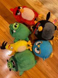Angry birds pelúcia