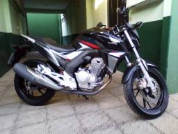 Moto Honda Twister