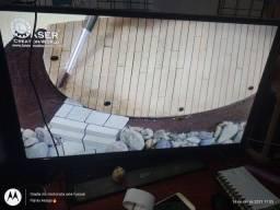 Título do anúncio: Vendo TV semi nova R$950
