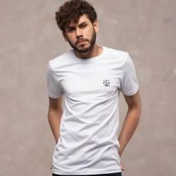 Título do anúncio: Camisa Básica em algodão