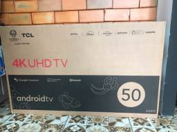 Título do anúncio: TV TCL 50 4k
