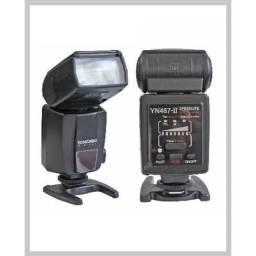 Flash com TTL para Nikon
