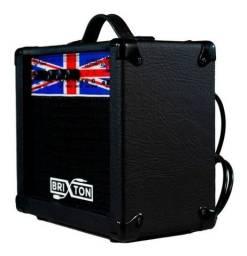 Cubo Amplificador de Guitarra GT-30 Classic Guitar Brixton 15W, Novo, Gar, 12X s/ Juros
