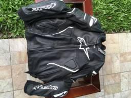 Título do anúncio: Jáqueta super nova usando 2 vezes vendi a moto