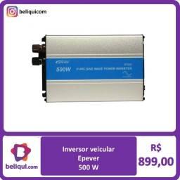 Título do anúncio: Inversor veicular   Epever   IP500-21