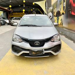 Título do anúncio: Etios X Plus Sedan 1.5 Automatico 2020