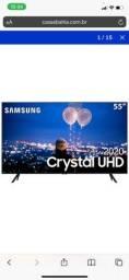 "Smart TV LED 55"" UHD 4K Samsung"