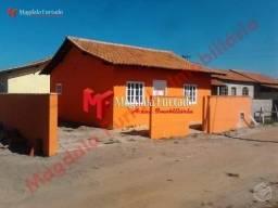 Casa com 2 dormitórios à venda, 55 m² por R$ 125.000,00 - Unamar - Cabo Frio/RJ