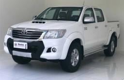 Toyota Hilux 2.7 SRV 4X4 CD 16V Flex 4 p automático