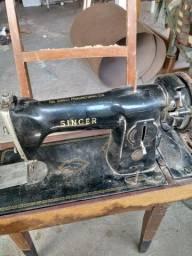 Máquina Singer relíquia