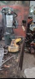 Motor partida mwm 12 volt