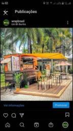 Título do anúncio: Food Truck Shineray t20 venda e troca