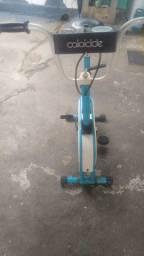 Rara, Antiga bicicleta ergométrica Caloi Physical anos 70