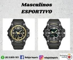 Relógios esportivos Stilo militar
