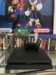 Título do anúncio: PlayStation 4 Slim 1TB