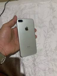 iPhone 7plus silver