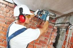 Serviços e construção residencial