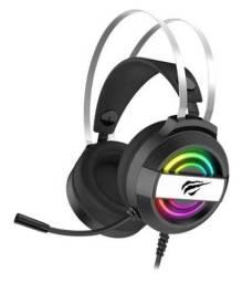 Headset gamer Luz RGB Kaidi Original ENTREGA GRÁTIS