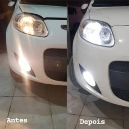 Auto Leds iluminação automotiva