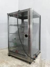 Ventilador umidificador e Estufa para salgados