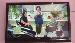 Tv 42 polegadas não é smart