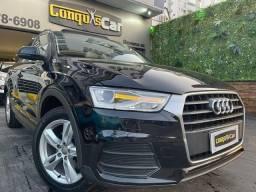 Título do anúncio: Audi Q3 1.4 TFSi Ambiente, Interior Ice, Teto Solar Duplo! Central Multimídia, Muito Novo