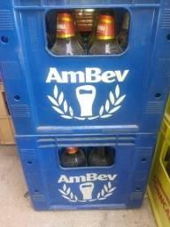 Engradado/caixa de litrão
