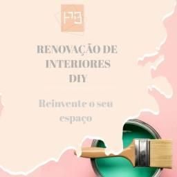 Título do anúncio: ARQUITETURA DE INTERIORES (DIY: FAÇA VOCÊ MESMO)