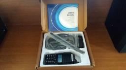 Dual Band VHF 136-174MHz / UHF 400-520MHz Icom Yaesu Baofeng Voo Livre